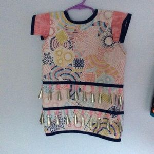 2T girls jingle dress